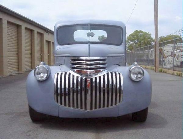 46 Chevy PU