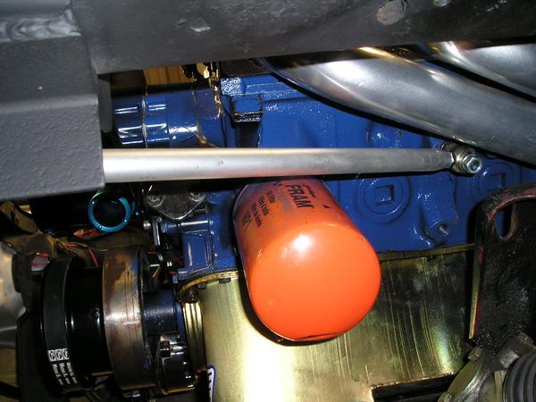 Engine Limiter - Drivers Side