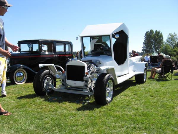 """1927 Ford C-Cab """"Rat Fink"""""""