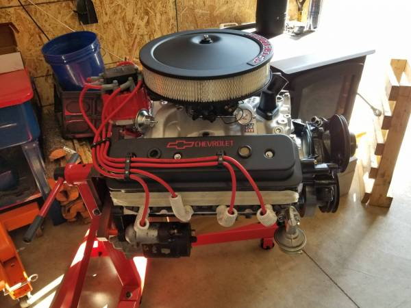 New Engine for 72 Elk