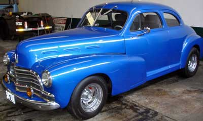 Chevrolet-1946-Cupe