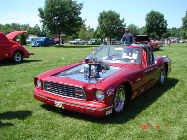 North Liberty Car Show 07 003 Club Hot Rod Photo Gallery