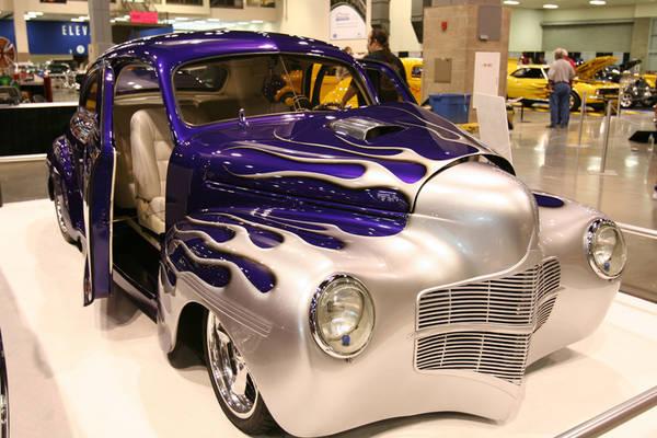 2008 Seattle Roadster Show