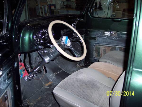 Modified interior