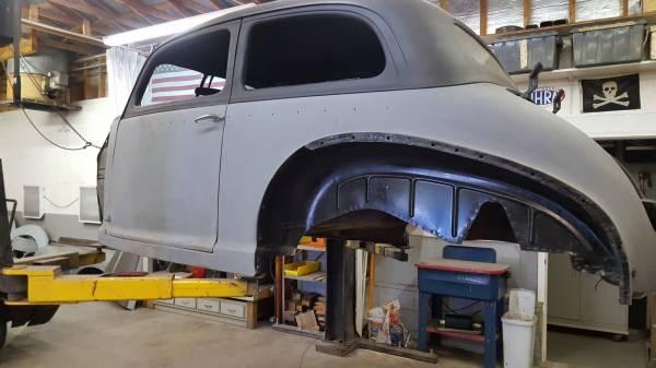 1940 Studebaker Champion 2 dr Sedan
