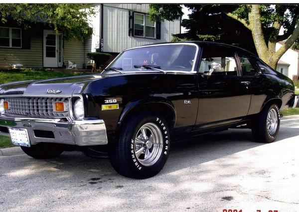 73 Nova hatchback