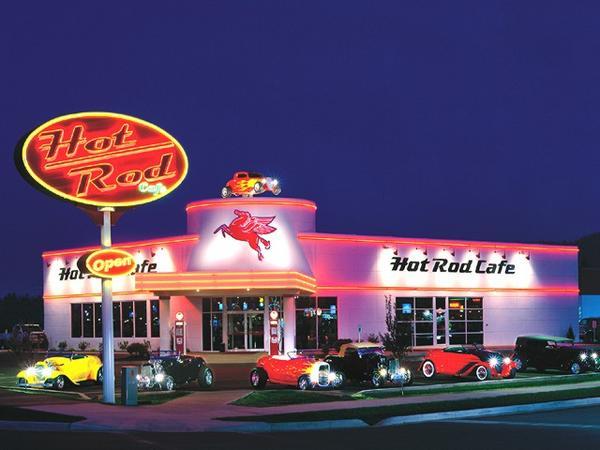 Hot Rod Cafe Post Falls, ID