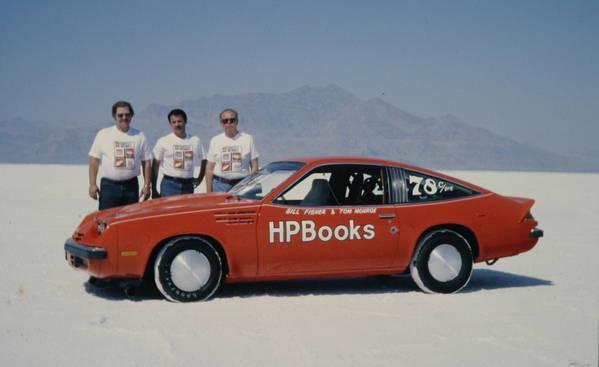 1976 Chevy Monza Bonneville car