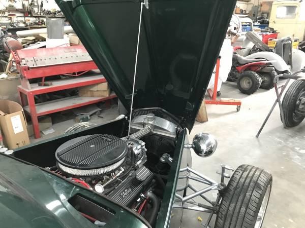 Ethyl-FFR 33 Ford-Hood Up