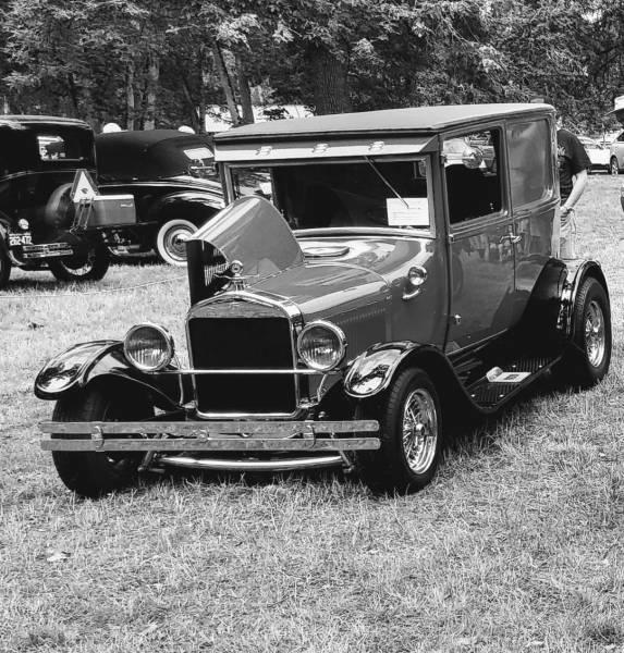 1926 Ford Model T Sedan Delivery