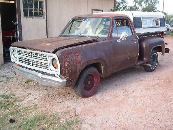 1976 Dodge True Spirit