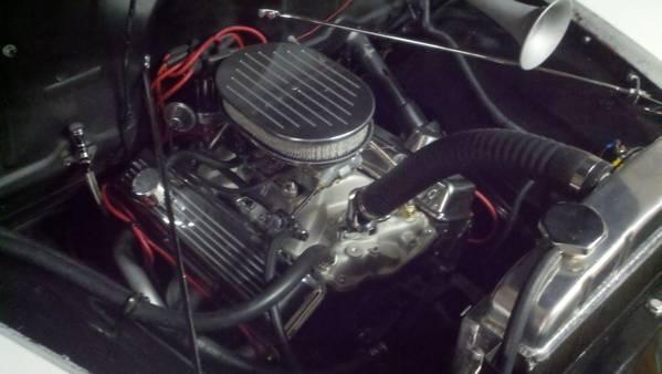 New 350 crate motor