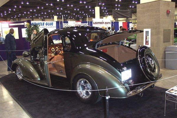 1936 Chevy 5 Window