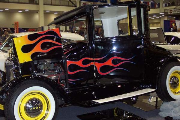 26 Ford T