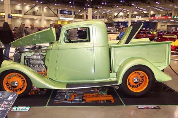 34 Willys PU