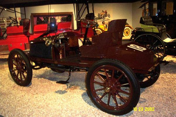 1904 Renault Racing Voiturette