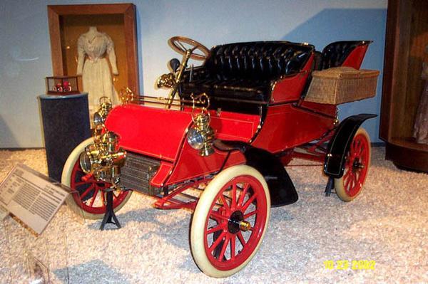 1903 Ford A Tonneau