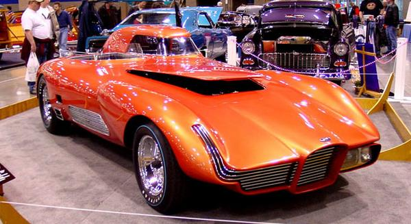 2003 Seattle Roadster Show