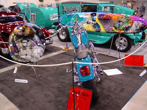 2003 Seattle Roadster Show