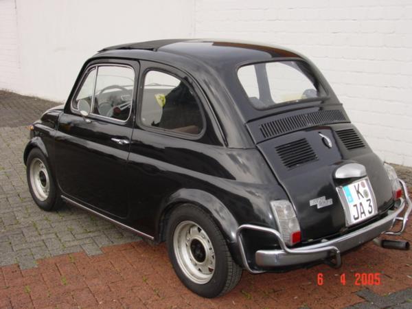 My German 500