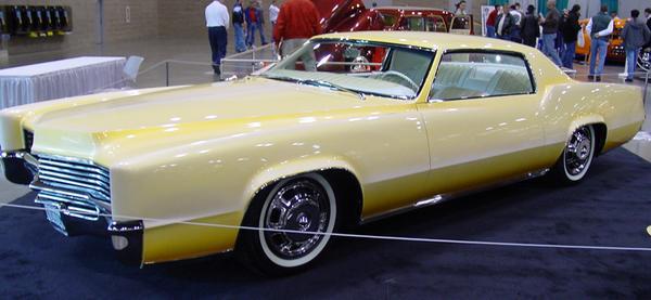 1961 Cadillac Eldorado El Conquistador