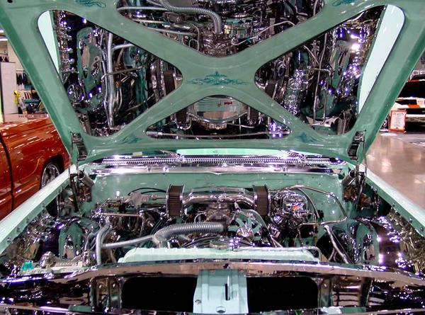 1961 Chevy Impala Hypnotic