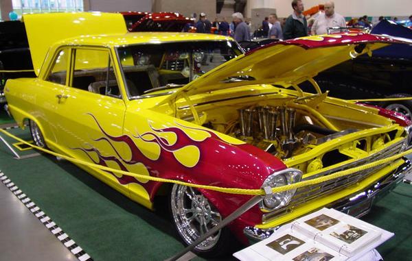 Chevy Nova Power