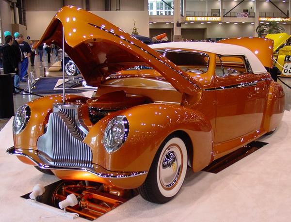 "1940 Merc ""After Glow"""