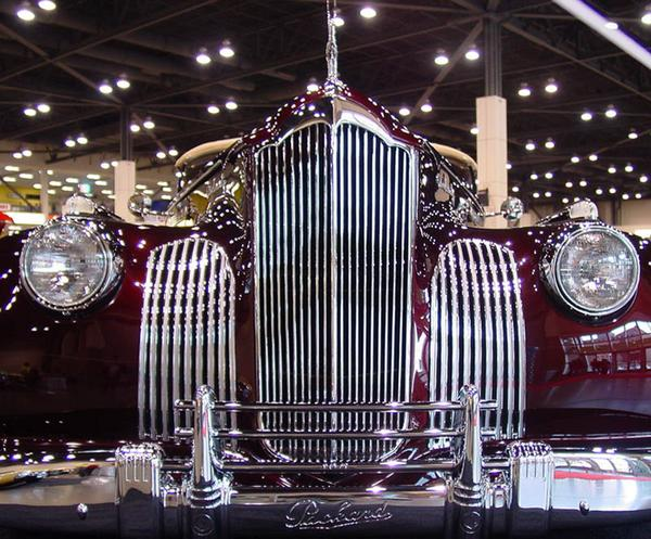 "1941 Packard ""Gable"""
