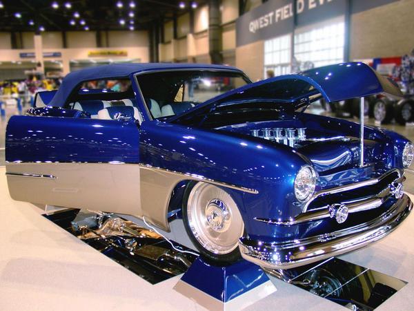 1951 Ford Convert.