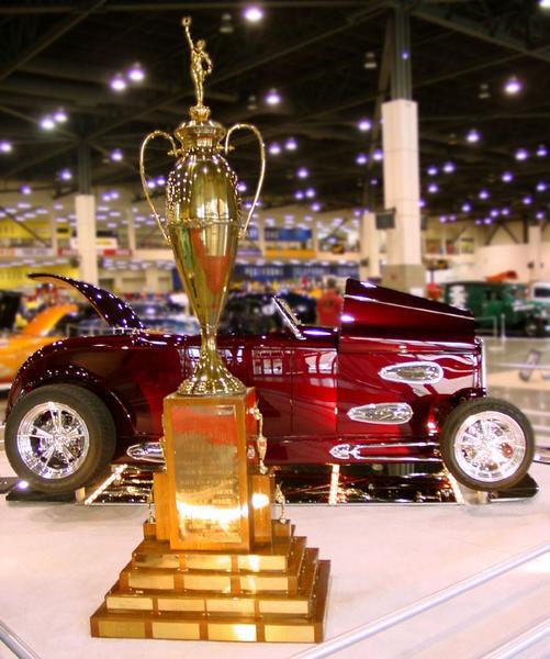 2005 AMBR Winner