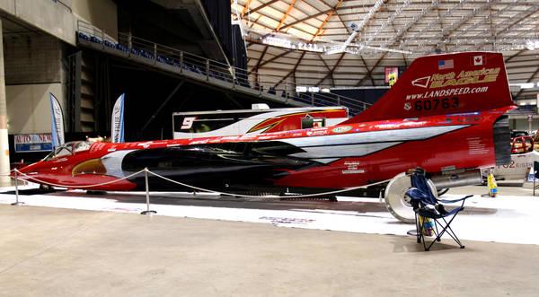 MotorSports 2008 Tacoma Wa