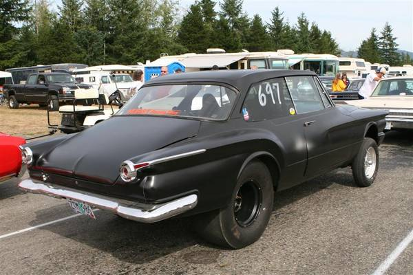 16th Annual Nostalgia Drags at Bremerton Raceway
