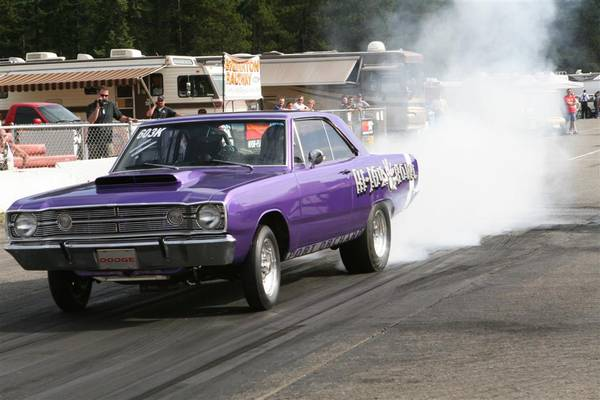 16th Annual Nostalgia Drags Bremerton Raceway