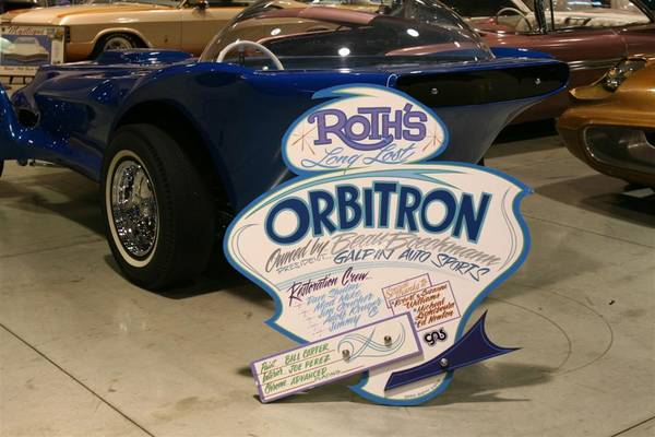 2011 62nd Grand National Roadster Show